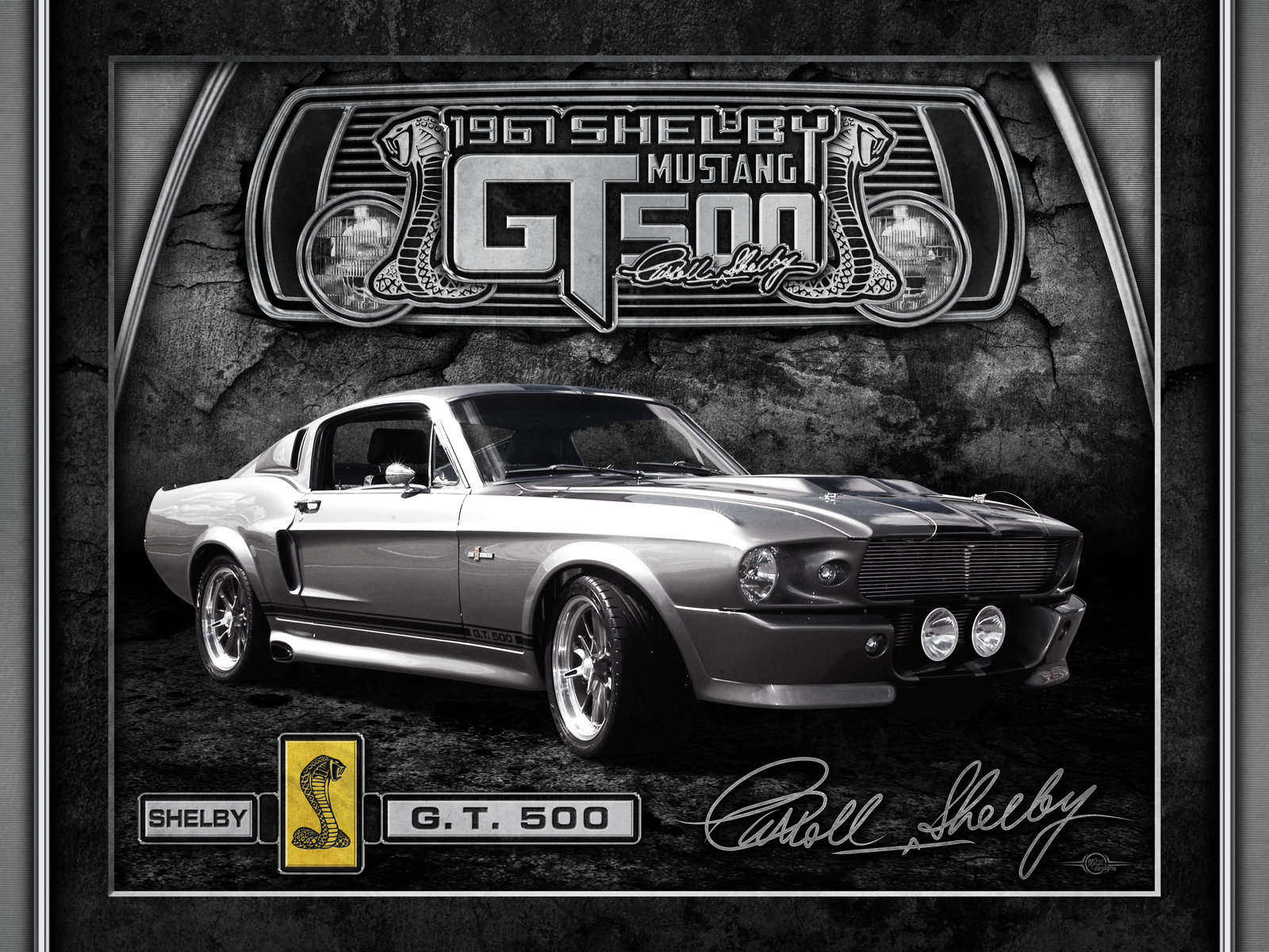 Shelby gt500 cr900 1967 shelby mustang gt500
